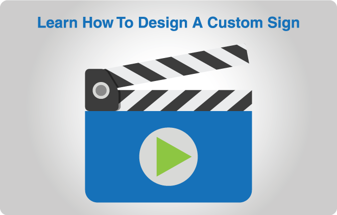 How-To Video: Create a Sign Online