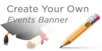 Create Your Own Event Banner