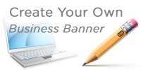 Create Your Own Vinyl Business Banner