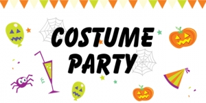 Halloween Costume Party Template