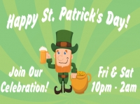 St Patricks Day Yard Sign Leprechaun Template